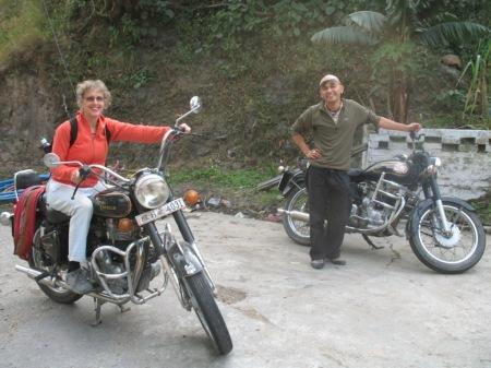Me the Biker