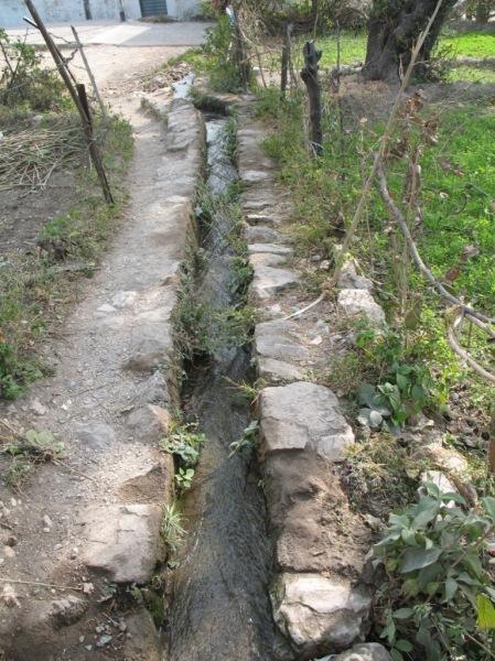 Main Village Path