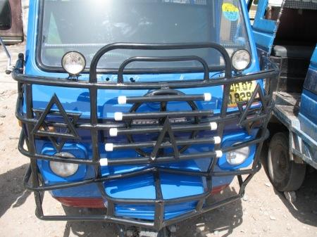 Is This a Jewish Rickshaw?