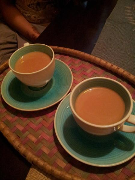 First Chai