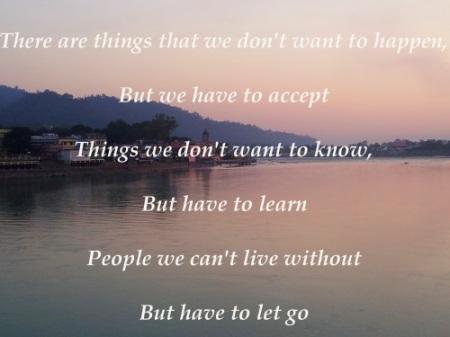 Let Go...Ganga Sunset