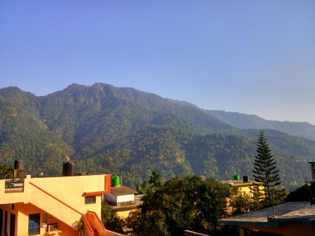 view from my terrace